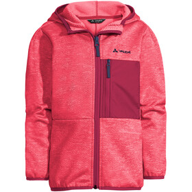 VAUDE Kikimora Jacket Kids bright pink